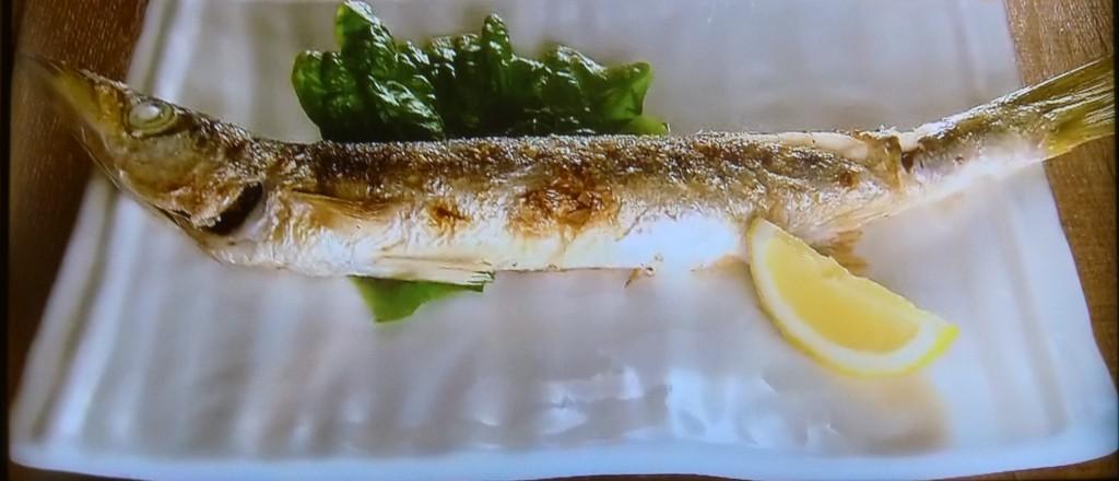 刺身や煮付け、天ぷら、フライよりも、塩焼きこそ甘みと旨みが堪能できる